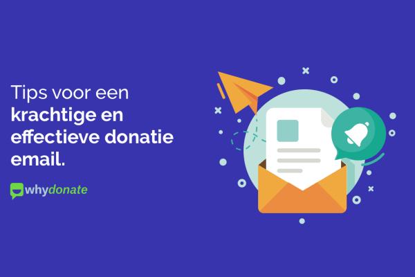 fondsenwerving email