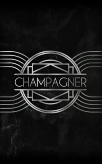Stilvolle Champagner