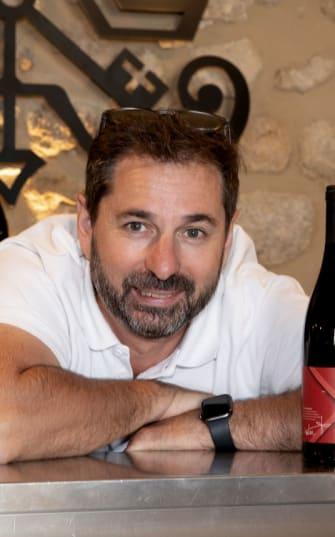 Xavier Vignon en zijn wijnen