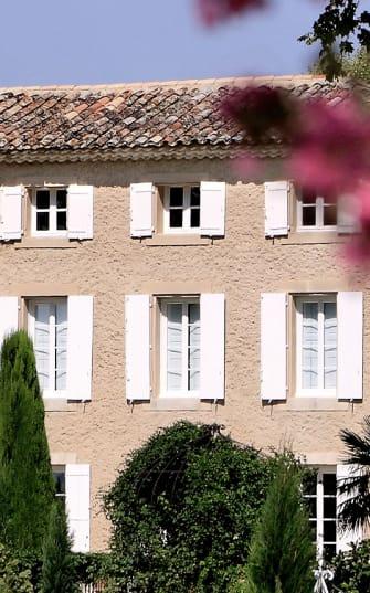 Das Weingut Château Pesquié