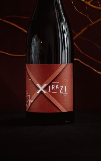Exklusiv: Französischer Rotwein Xiraz!