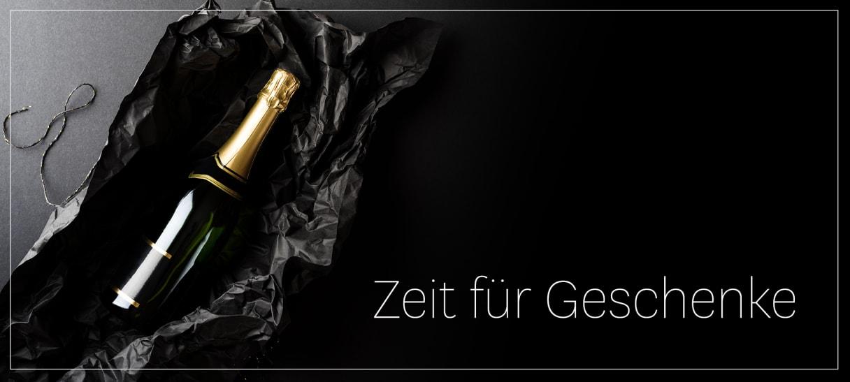 Geschenke bei Wine in Black