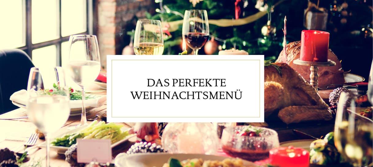 Gourmet-Tipp zum Weihnachtsdinner
