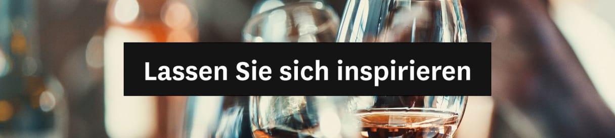 Inspirationen bei Wine in Black