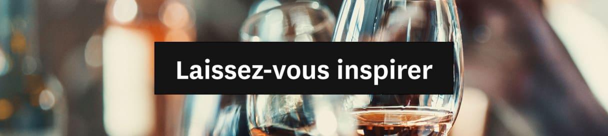 Inspiration chez Wine in Black