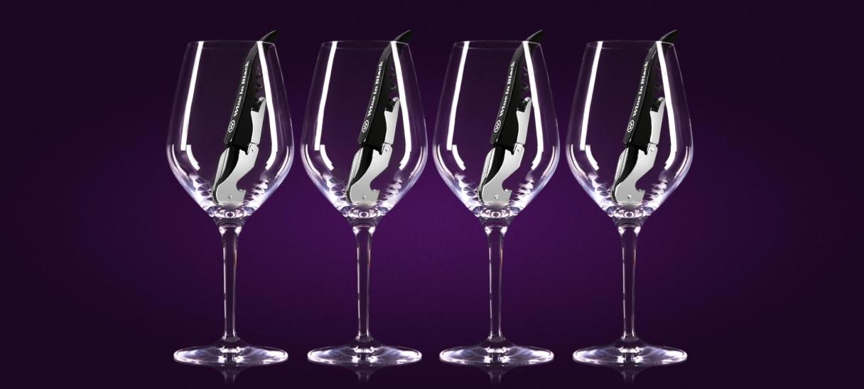 Weinzubehör bei Wine in Black