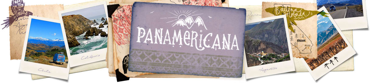 La route des vins Panamaricana