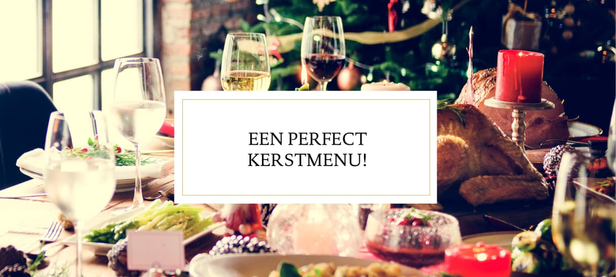 Culinaire kerst