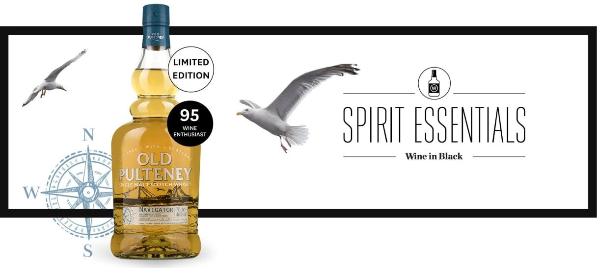 Spirit essentials, sterke dranken