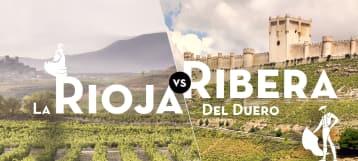 Rioja vs Ribera