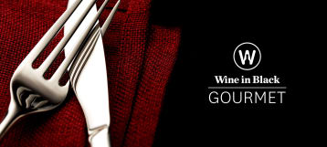 Wine in Black Gourmet-Tipp