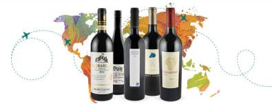 Le meilleur des vins étrangers
