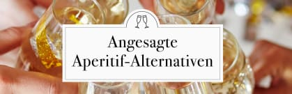 Angesagte Aperitif-Alternativen