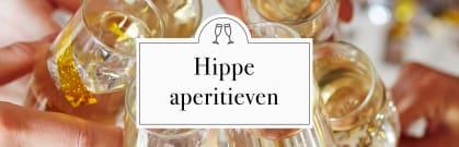 Hippe aperitieven