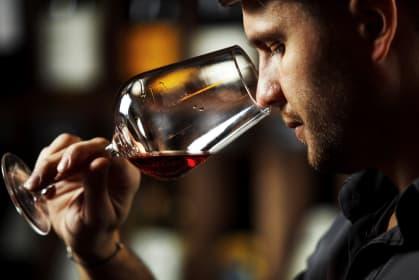John Platter Wein-Verkoster Südafrika