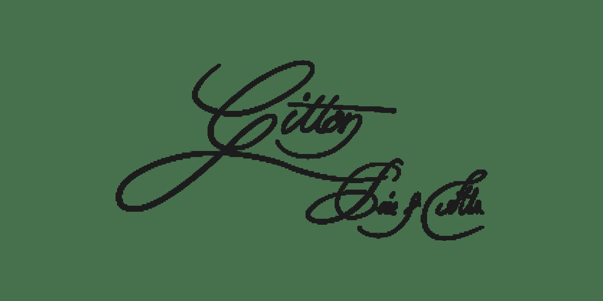 Logo Domaine Gitton Père et Fils