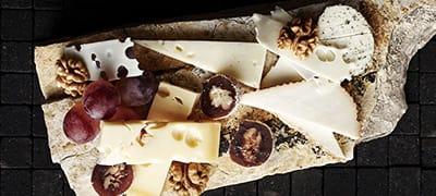 Wein-Tipp zu Käse