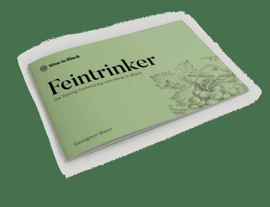 Feintrinker by Wine in Black, Tasting Booklet Sauvignon Blanc