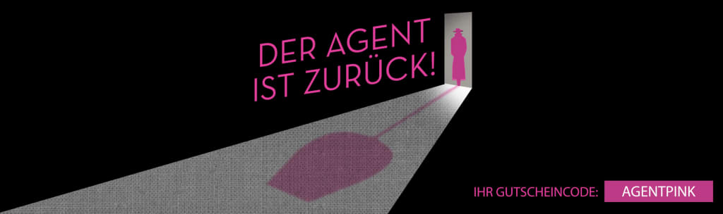 Agent Pink is back