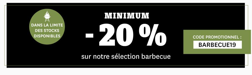 Sélection spéciale barbecue