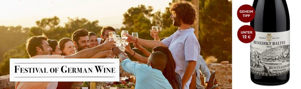 Beste Rotweinkollektion des Jahres!