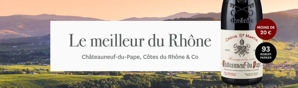 Vins du Rhône : des saveurs inimitables