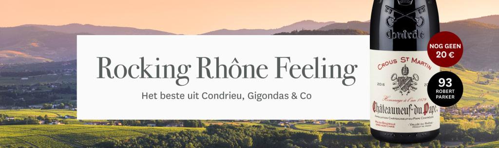 De Rhônevallei: briljante wijnen uit de oudste wijnstreek van Frankrijk!