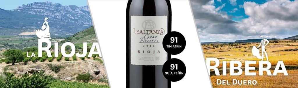 Traditionele Rioja of nieuwkomer Ribera?
