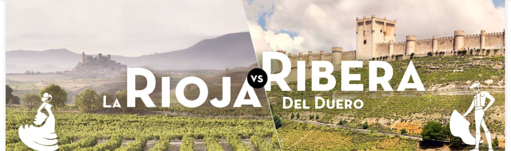 Traditionele Rioja of nieuwkomer Ribera?