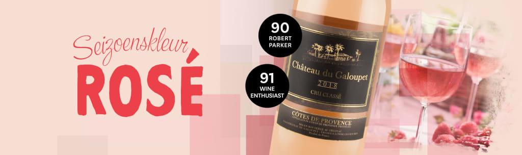 90 Parker punten voor Provence Rosé Cru Classé