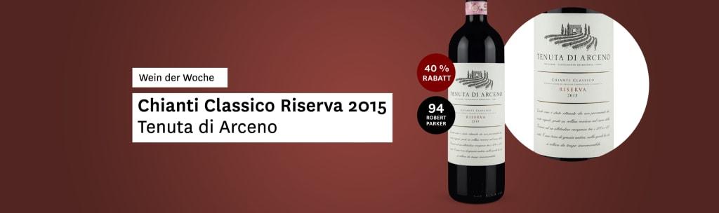 Wein der Woche: toskanischer Wein-Klassiker