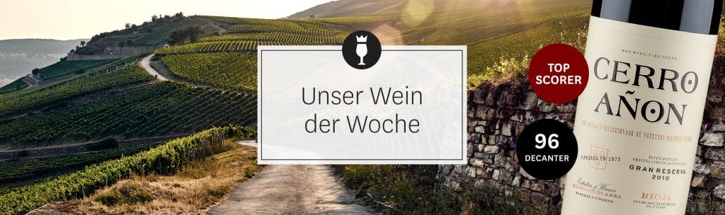 Neuer Wein der Woche!