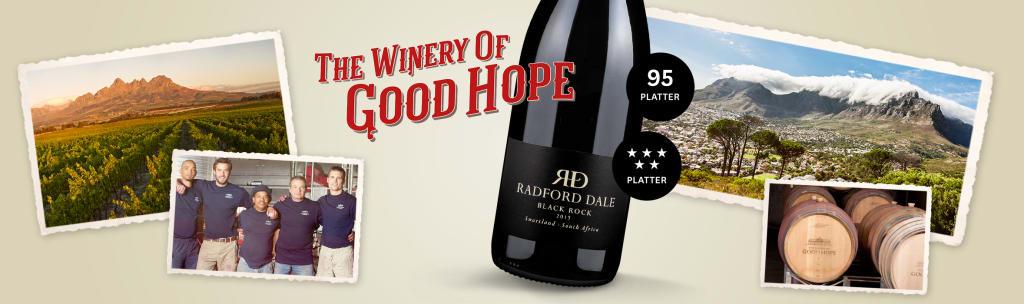 The Winery of Good Hope présente son nouveau millésime