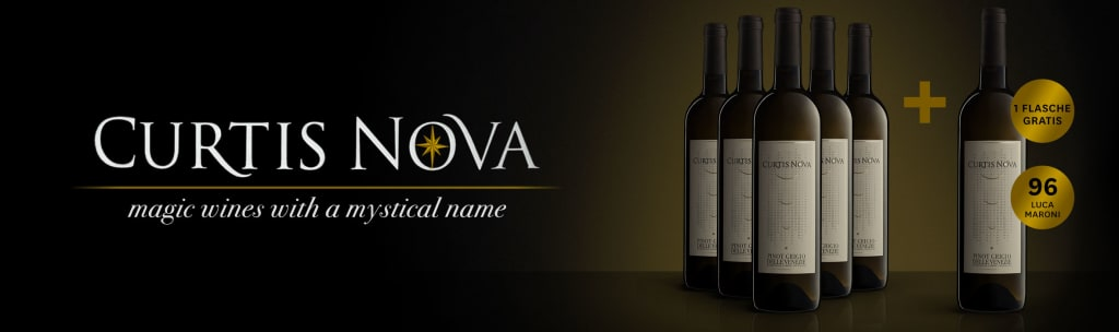 Exklusiv: Curtis Nova Pinot Grigio