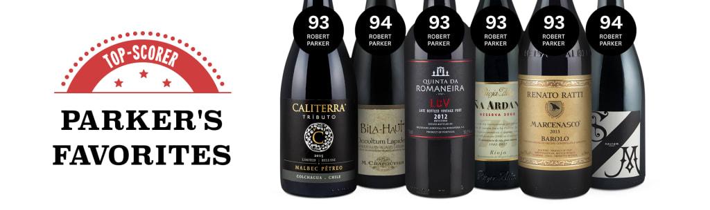 Profunde Weinkritik à la Robert Parker