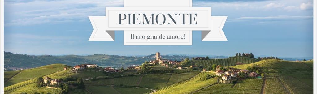 Oh, wunderbares Piemont!