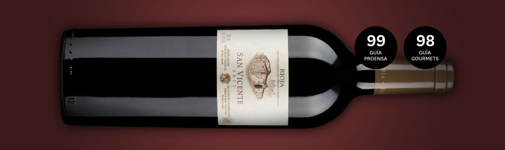 Wein der Woche: Tempranillo Peludo 'San Vicente' Rioja 2013