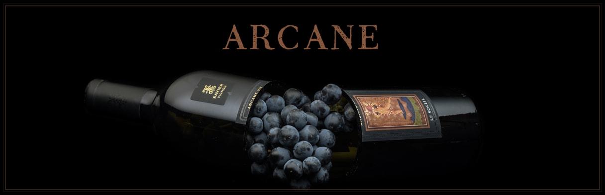 Les vins Arcane