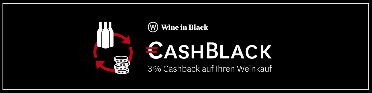 Wine in Black Cashback