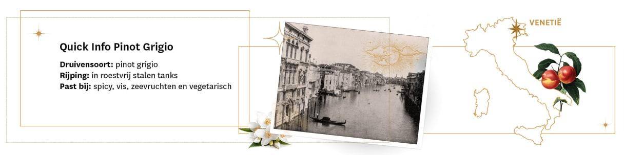 Quick Info Curtis Nova Pinot Grigio delle Venezie 2017