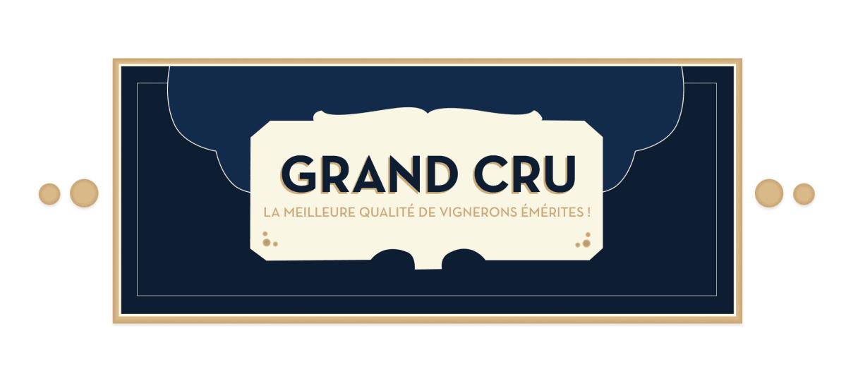 Grand Cru, les meilleurs terroirs du monde