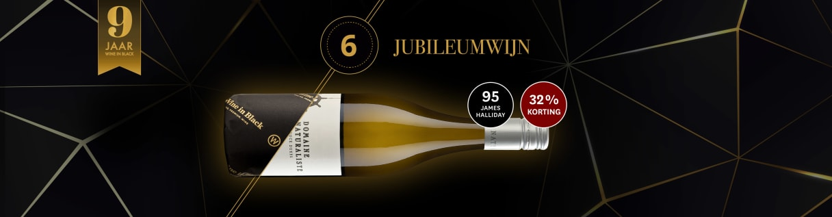 Wine in Black Jubileum
