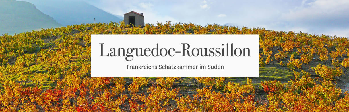 Languedoc-Roussillon Wines