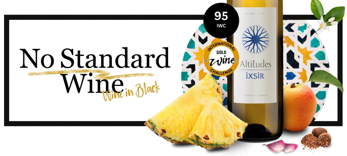 No Standard Wines IXSIR Altitudes