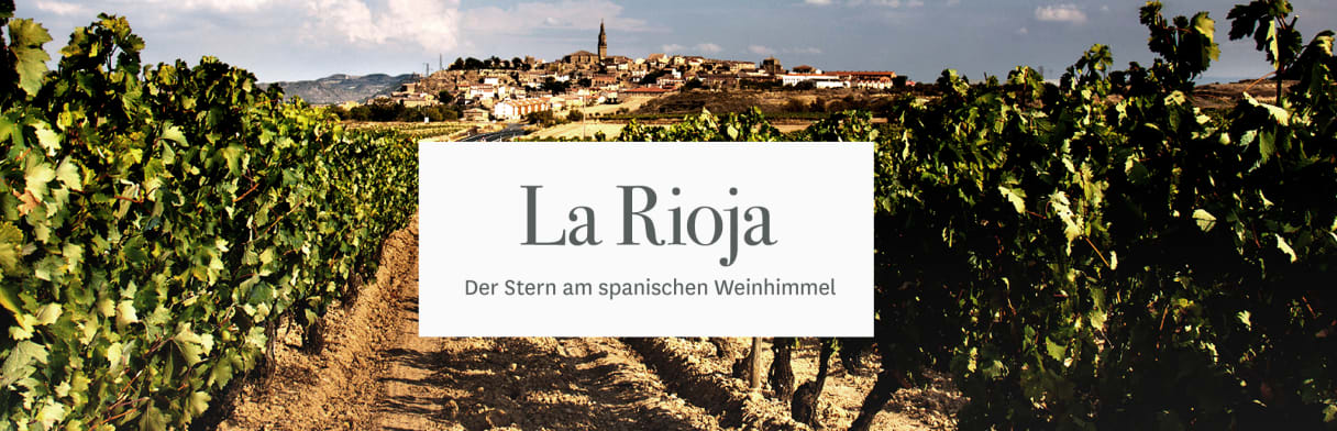 La Rioja bei Wine in Black