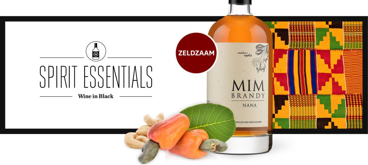 Spirit Essentials by Wine in Black