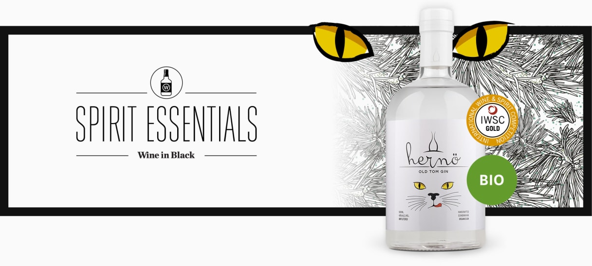 Spirit Essentials by Wine in Black