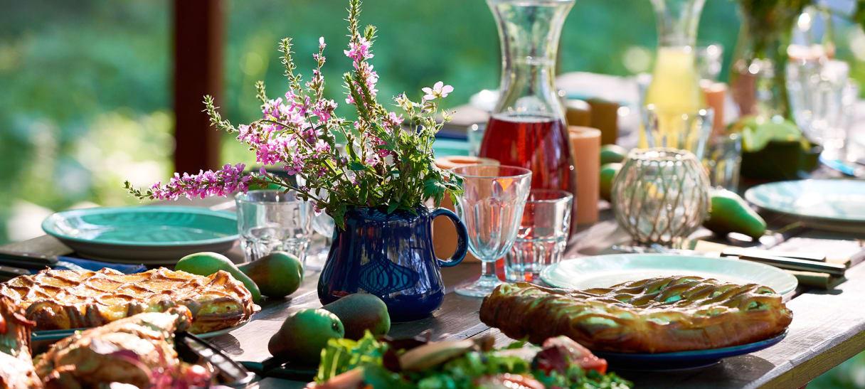 Vins et Garden Party