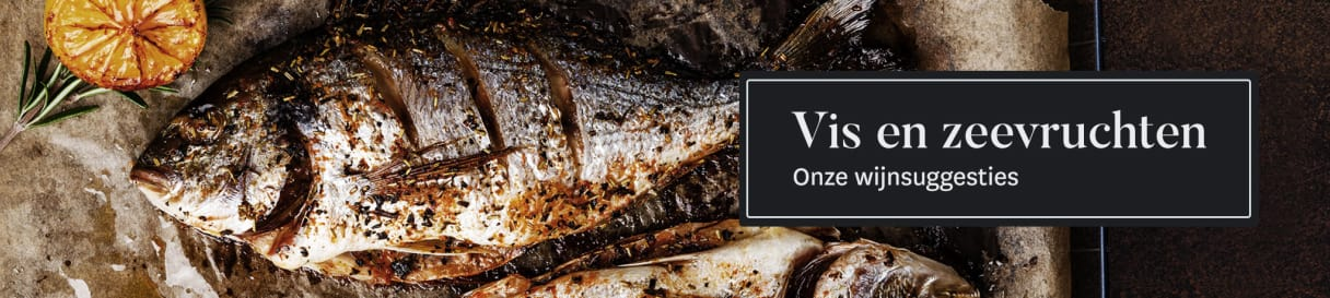 Wijnadvies voor Vis & Zeevruchten