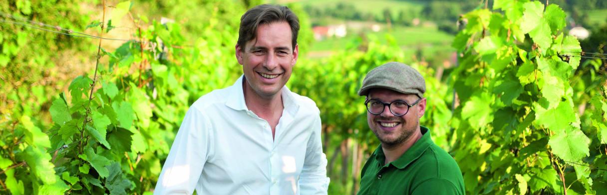 Vignerons Groszer Wein